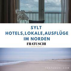 Tipps für den Inselnorden von Sylt. Es lohnt sich auch ein Ausflug von Westerland oder Hörnum nach List. #Sylt #Hotel #Shoppen #Tipps #List #Restaurants #Nordsee