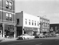 Wichita KS 1955... the year I was born...