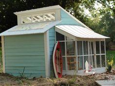 Dollhouse beach house