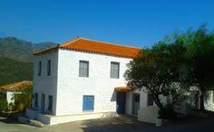 Βρύση Traditional, Mansions, Architecture, House Styles, Home Decor, Arquitetura, Decoration Home, Room Decor, Villas
