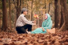 64 Foto PreWedding Muslim Outdoor Unik ~ Ayeey.com Muslim, Couple Photos, Couples, Outdoor, Weddings, Couple Shots, Outdoors, Wedding, Couple