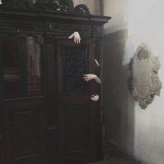 The escaping sins. © Olesya Parfenyuk (http://instagram.com/schwarzkopfnonne)