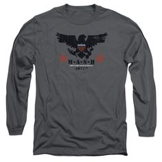 MASH/EAGLE-L/S AD... has just been added to our store. Get it here while still available http://everythinglicensed.com/products/tcf221-al-2