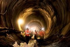 What Lies Beneath ~ Exploring the vast underground world of New York City with three of the people who know it best.