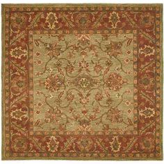 e540f2e3149 9 best Square Area Rugs images on Pinterest
