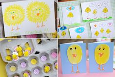Fun with Baby Chicks from Katherine Marie!