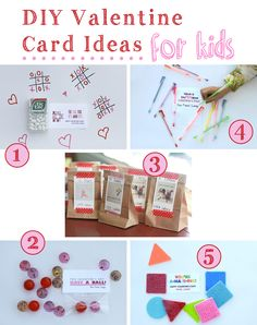 Quick and fun last minute Valentine's Day card ideas for the kids to take to school. Super easy and still so much fun to receive! http://www.ehow.com/list_7334934_valentine-card_making-ideas-kids.html?utm_source=pinterest.com&utm_medium=referral&utm_content=article&utm_campaign=fanpage