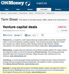 09a2c045eac MarkaVIP raised 10M  in Series B funding via CNNMoney   Fortune