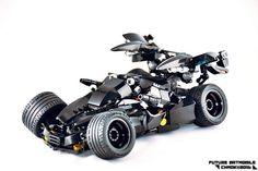 https://flic.kr/p/MF2kFD | This is my new MOC Lego project - Future Batmobile , please view #legos#legobricks#legomoc#legostagram#batman#batmanvssuperman#DC#legomocs#Lego#batmobile#batmanlego