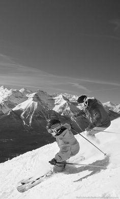 Lake Louise Ski Resort//