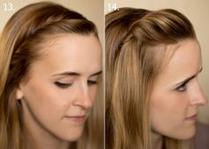 Fifteen Ways to Pin Back your hair: Hair Tutorial My Hairstyle, Pretty Hairstyles, Easy Hairstyles, Hairstyle Ideas, Everyday Hairstyles, Party Hairstyle, Bobby Pin Hairstyles, Black Hairstyle, Holiday Hairstyles