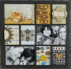 i wanna do a project like this, maybe a formal version for a dining room collage