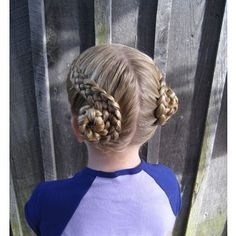 Hairstyles For Long Hair Gymnastics : ... Hairstyles For Girls, Princess Hairstyles and Cute Girls Hairstyles