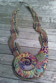 Macrame and quilting