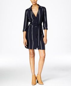 Sanctuary Spring City Striped Shirtdress