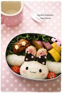 「 つくれぽ1000人!ありがとう!!【トトロおにぎり】 」の画像 Mai's スマイル*キッチン Ameba (アメーバ)
