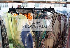 Tall GIrl's Fashion // Tid for prøvesalg