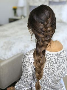 10 Easy Summer Braids - SELF