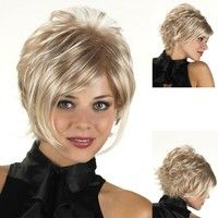 Specifications Women's Adult Wig Halloween Accessory: Color:Black Occasion:Halloween,Party,Everyday