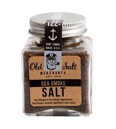 Sea Smoke Salt