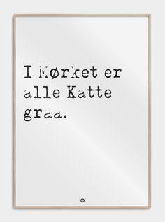 gamle danske ordsprog