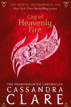 Image result for city of heavenly fire UK cover
