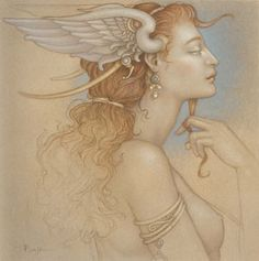 Michael Parkes, Day Dreaming