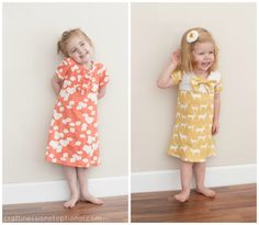 knit dress tutorials for birch fabrics! - The Adventures of Rory and Jess and Sadie