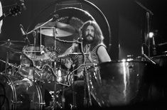 Led Zeppelin John  Bonham Drums   my idol