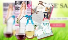 FREE Wedding Samples (US only) http://www.freebiesdip.com/free-wedding-samples/ #FreeSamples #FreeWeddingSamples #WeddingInvitation #FreeWeddingGifts #FreeBridalMagazines #US