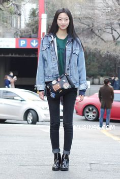 korean fashion street - Buscar con Google