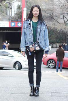 #streetfashion, #koreanfashion, #ootd