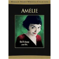 Amelie begins my list of 100 movies to watch, in no particular order. It's a starting point for a movie night (my favorite activity), but there are definitely plenty more greats to add.