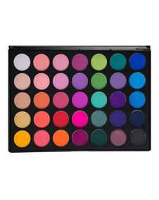 35 Colour Bright Matte and Shimmer Palette (35B)