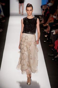 Défilé Carolina Herrera - SS 2014 – New York