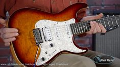 Michael Kelly 1965 - Aged Cherryburst Michael Kelly, Two By Two, Electric Guitars, Mac, Youtube, Youtubers, Youtube Movies, Poppy