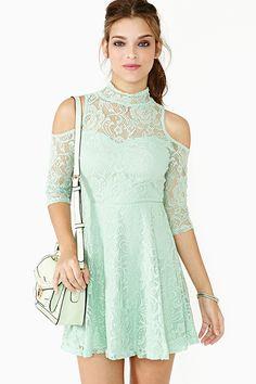 Serendipity Lace Dress