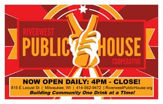 Milwaukee's Riverwest Public House - A Cooperative