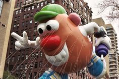 Attend the Macy's Thanksgiving day parade. Aiming for this year... :)