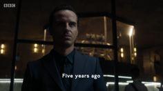 "The subtitle that broke the fandom's heart. ""The Final Problem"". Sherlock Season 4 Episode 3"