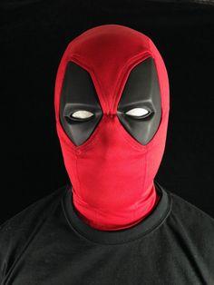 Deadpool Wade Wilson Merc Mask Costume #Handmade #Mask