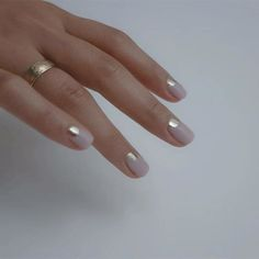 The Edit: Our Favourite Minimalist Manicures :: This Is Glamorous