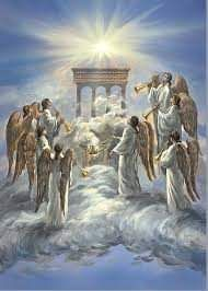 Angel Pictures, Jesus Pictures, Angels Among Us, Angels And Demons, The Seventh Seal, Angel Guide, Archangel Gabriel, Blessed Mother Mary, Jesus Art