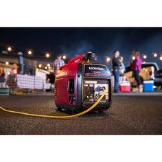 2,200-Watt Super Quiet Gasoline Powered Portable Inverter Generator with Eco-Throttle and Oil Alert Quiet Portable Generator, Portable Inverter Generator, Portable Heater, Honda Generator, Gas Generator, Power Generator, Air Conditioning Units, Cool Vans, Generators