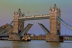 Photograph London Tower Bridge. by FaceChoo Yong on 500px