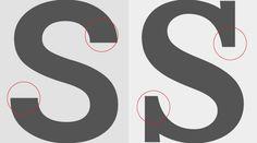Serif vs sans serif: Diferencias y Demejanzas http://www.silocreativo.com/2016/01/serif-vs-sans-serif-diferencias-y-semejanzas/