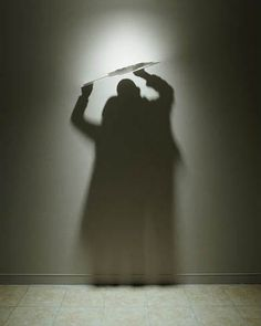 Shadow art. This is amazing - (Kumi Yamashita)