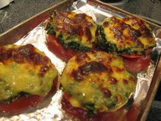 Spinach Tomatoes