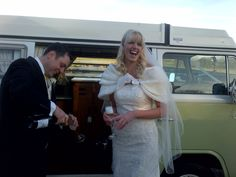 its always fun with Sweet Campers Weddings