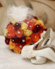 My fall bouquet Fall Bouquets, Gift Wrapping, Friends, Gifts, Wedding, Gift Wrapping Paper, Amigos, Valentines Day Weddings, Presents